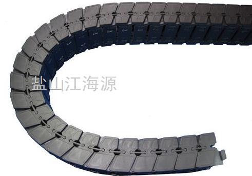 JHY-KDM25XA系列消音型工程塑料拖链