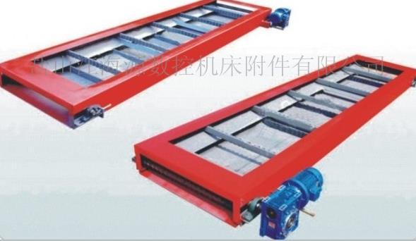 PGP型平面刮板式排屑机